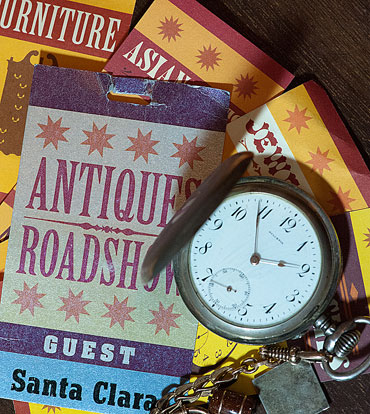 Antiques Roadshow Comes to Santa Clara