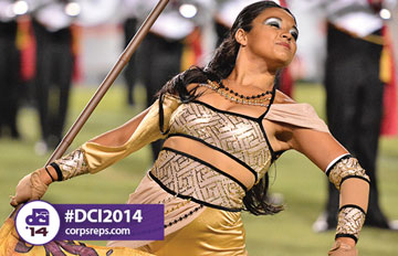 Vanguard Competes at DCI West