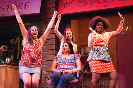 SCU Presents Performs In the Heights for Spring Show