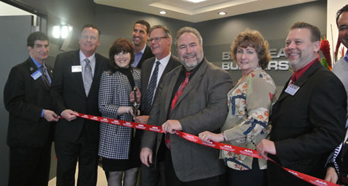 Bay Area Builders Celebrates Opening of Larger Facility