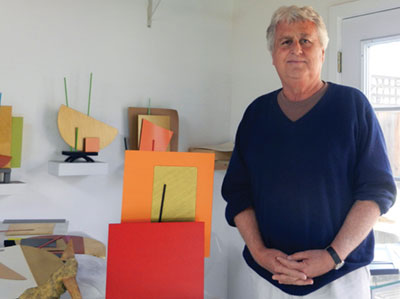 Sculpture Artist Finds Success by Breaking Rules