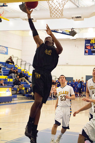 Chargers Continue Dominance, Move to CCS Semis