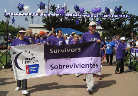 Santa Clara Relay for Life Doubles Its Fight against Cancer in 2014
