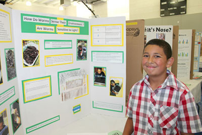 SCUSD and Santa Clara Unified Parents Host Science Fair
