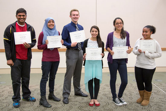 Winners of Teen Read Week Writing Contest Share Their Dreams