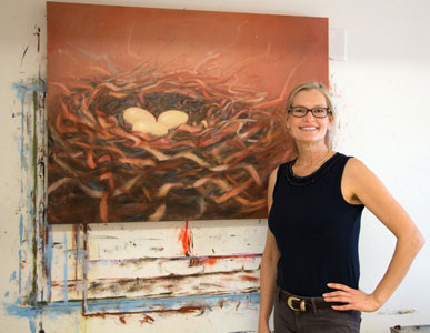 Possibilities Abound for Artist Holly Van Hart