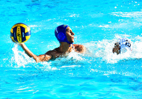 Santa Clara Bruins Water Polo Bested by Lynbrook