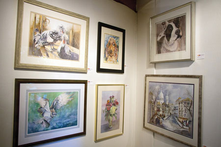 Santa Clara Valley Watercolor Society Holds Annual Member Show