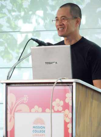 Author Andrew X. Pham Speaks at Mission College