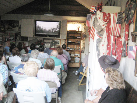 Movie Night at the Harris-Lass Museum a Historical Hit