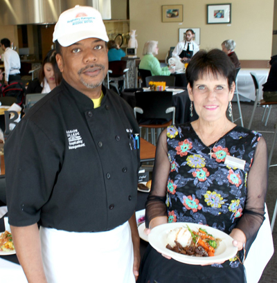 Culinary Students Manage the Mission Bistro