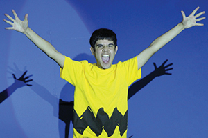 You're A Good Man, Charlie Brown Opens at Saint Lawrence Academy