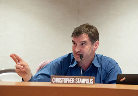 Stampolis' Financial Disclosure Discussion Delays SCUSD Labor Agreement Consideration