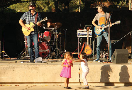 Concerts in the Park Conclude, Triton Free Fridays Begin in September