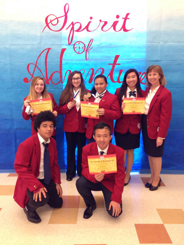 FHA-HERO Hosts Regional Competition at Peterson School