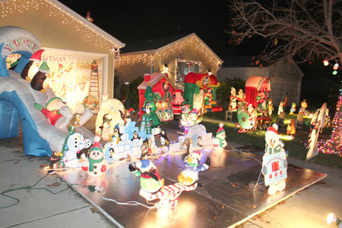 2014 holiday decoration winners announced the silicon valley voice