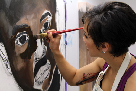 Artist Stephanie Lam: From Pets to People