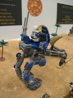 Imaginations Run Wild at Sutter School's 2nd Annual Lego Show