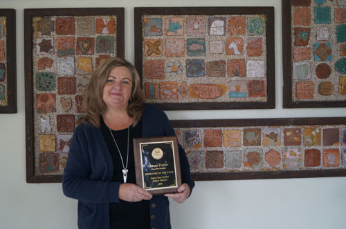 Secretary Susan Foster is Named SCUSD's Classified Employee of the Year