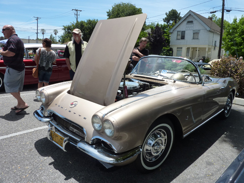 Classic Beauties Shine at American Legion Post 419 Car Show