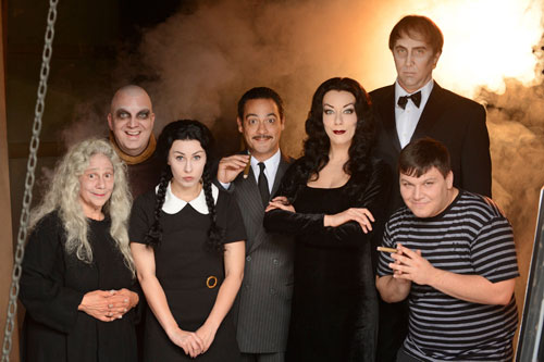 Addams Family Musical Opens this Week
