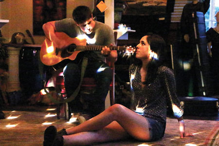 Studio Bongiorno Holds A Night of Acoustic Music