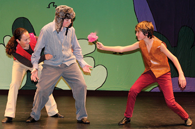 RJJT Performs Dr. Seuss Tales in Seussical