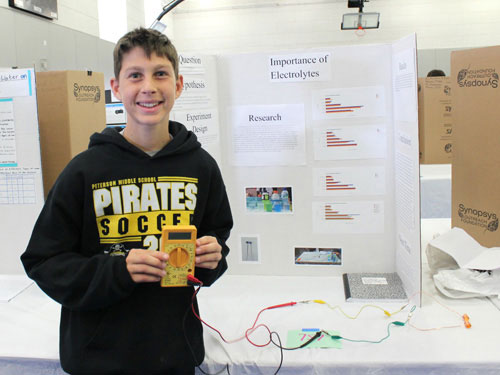 SCUSD Funds This Year's Science Fair