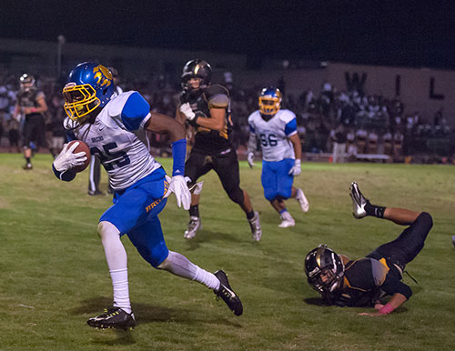 Cross-Town Rivals Clash - Wilcox HS Earns Another Year of Bragging Rights