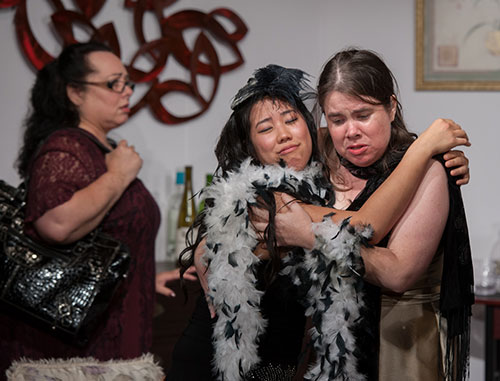 Puns and More Die in Santa Clara Players' Agatha Crusty