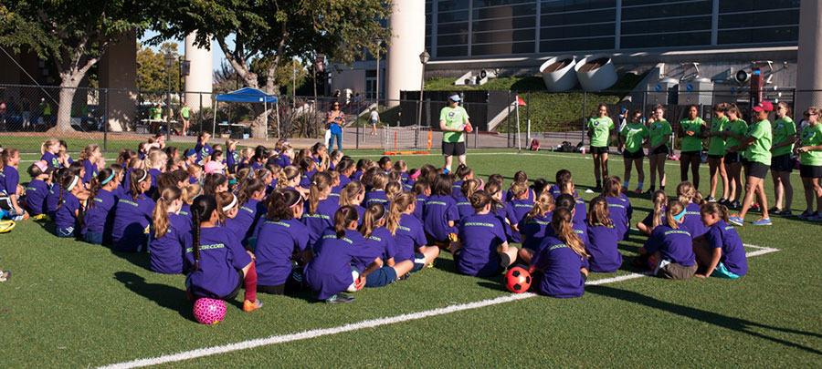 GOALS FOR GIRLS EVENT - 9/20