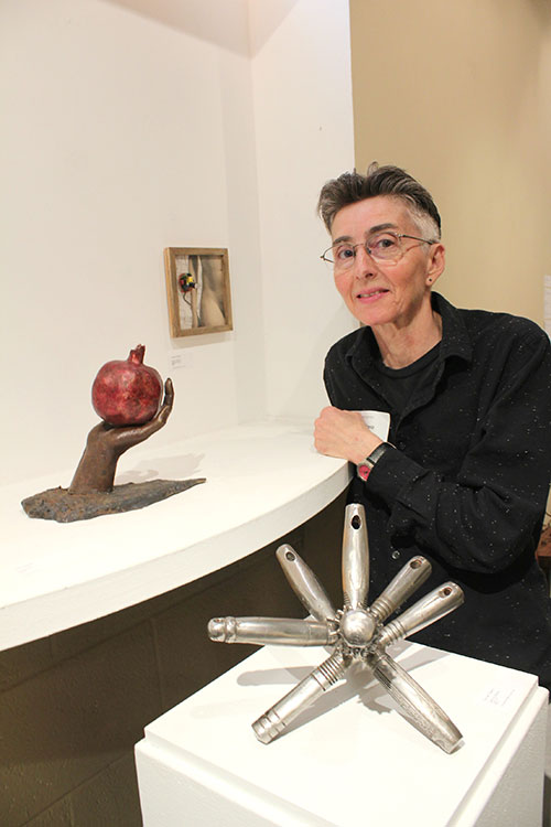 Mission College Affiliates Celebrate International Sculpture Day at Art Object Gallery