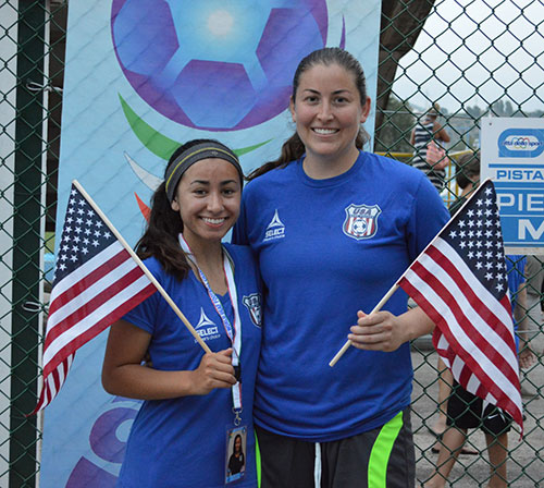 US Deaf Women's National Team Wins Deaf World Cup