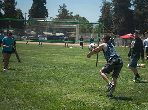 Wipeout Cancer Holds Fourth Annual Sports Day