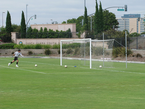 Santa Clara Soccer League's Second Injunction Request Denied