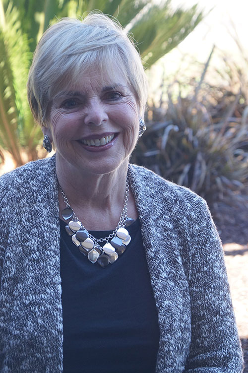 Michele Burchfiel is SCUSD's Administrator of the Year