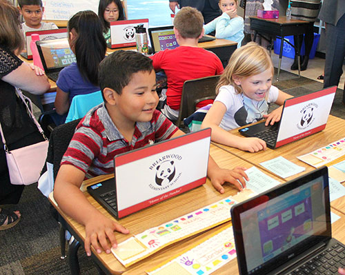 Early Learning Literacy Innovation Summit Takes Place at Briarwood Elementary School