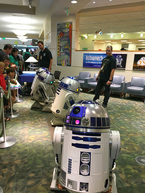 Fans of Animation Gather at the Santa Clara City Library Comic Con