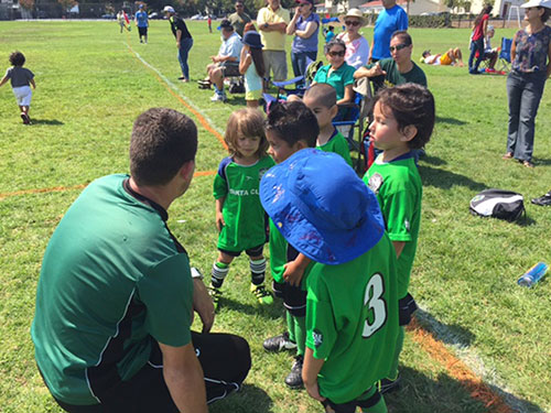 Getting to Know the Santa Clara Youth Soccer League