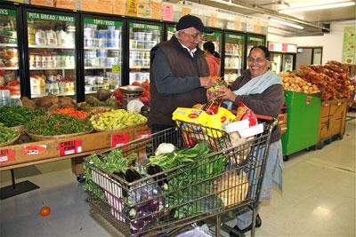 Santa Claras Ethnic Food Markets New India Bazar The Silicon
