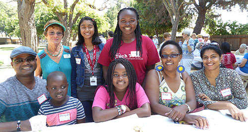 AAUW Tech Trek Camp Inspires Girls to STEM Careers - The Silicon