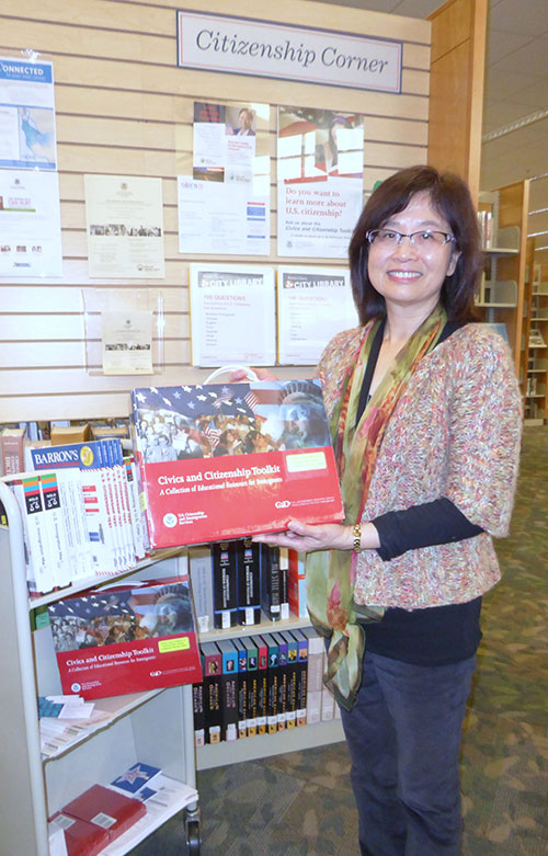 Santa Clara Library Provides Naturalization Resources in