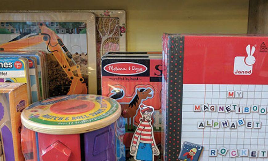 Local Businesses Team Up for Where's Waldo Event