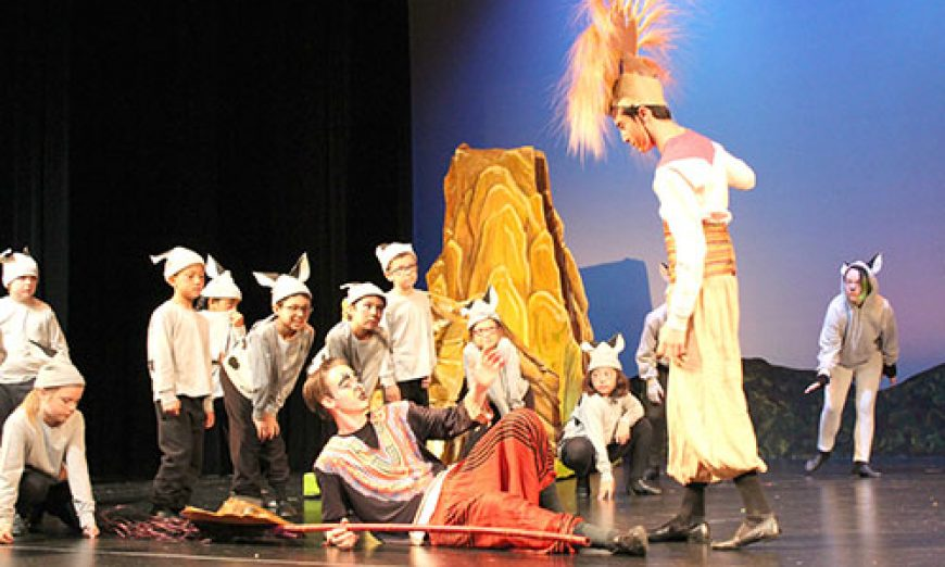 "Roberta Jones Junior Theatre Recognizes the Circle of Life with Disney's ""The Lion King Jr."""