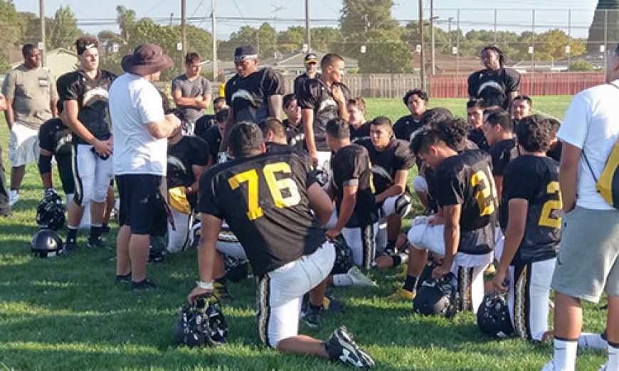 Chargers Gearing Up for Year 3 Under Coach Rosa