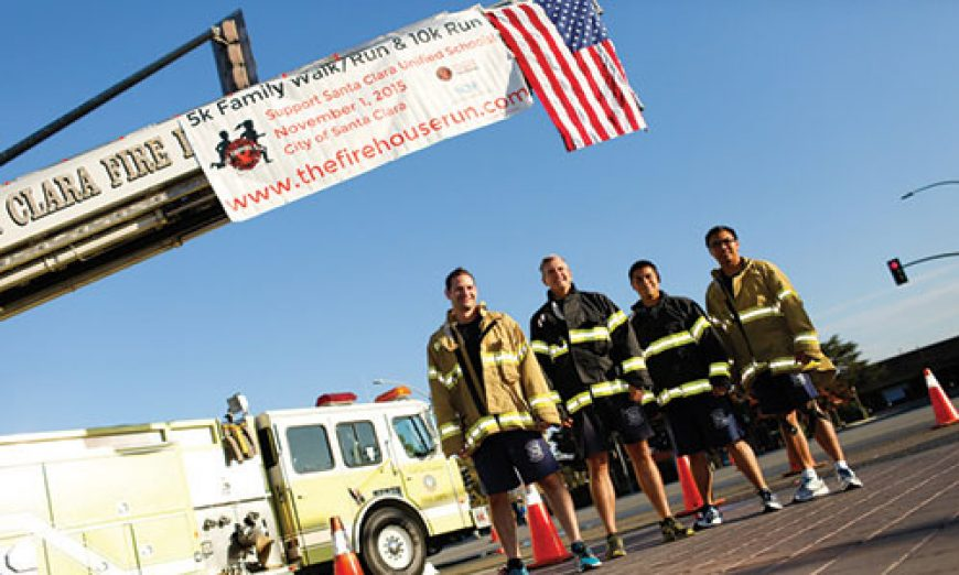 Santa Clara Firefighters Foundation Goes Above and Beyond to Serves the Community