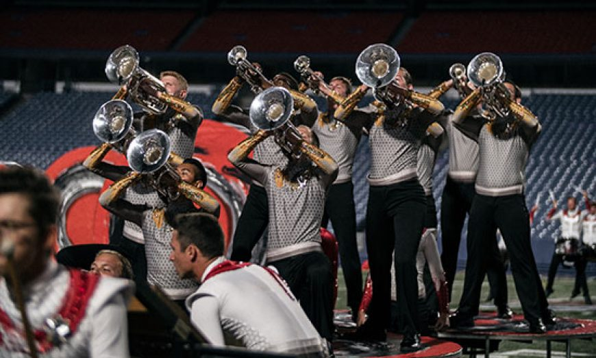 Santa Clara Vanguard Ends Season with Silver
