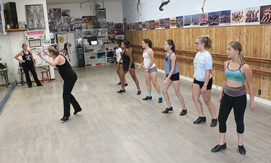 Tude's School of Dance Welcomes Dancers of All Ages