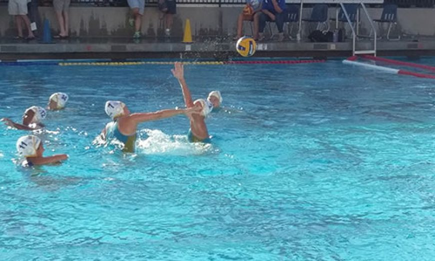 Bruins Water Polo Survives Penalty Trouble to Win 8-6