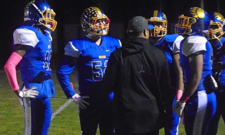 Bruins Fumble in Loss to Mountain View